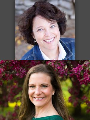 Cathy Schweitzer & Stefanie Armstrong